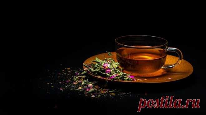 Польза и вред от чёрного чая для организма / Будьте здоровы