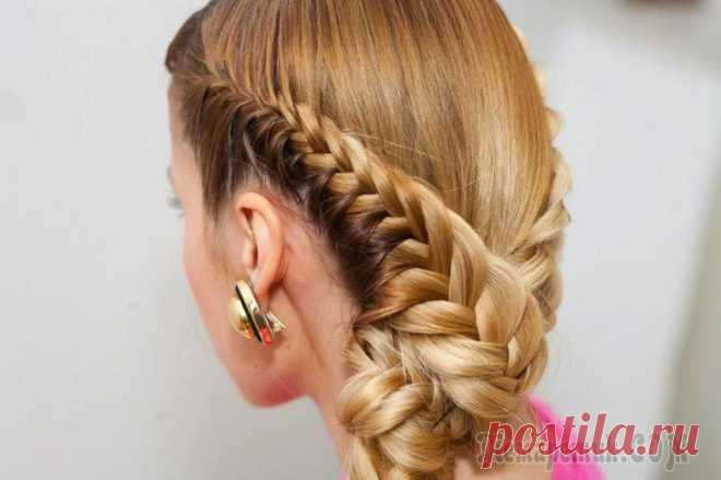50 Идей плетения кос — Пошаговое фото и инструкция для начинающих