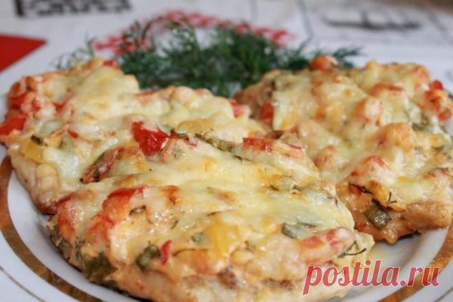 Сытный и вкусный картофель «Под шубой»