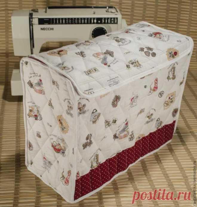 Шьем чехол для швейной машинки (Шитье и крой) — Журнал Вдохновение Рукодельницы