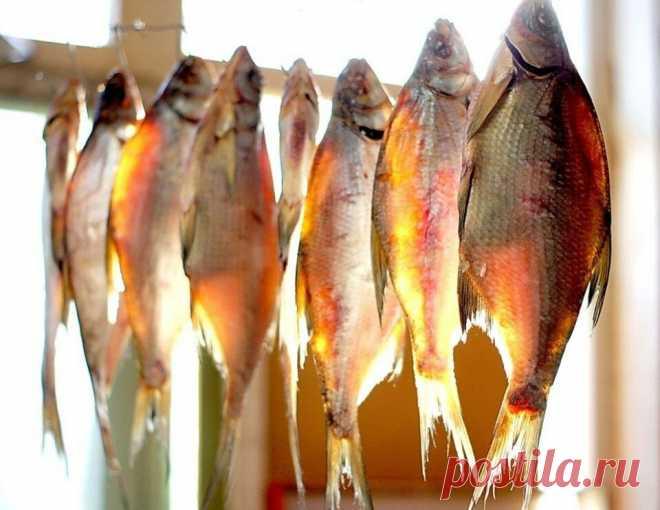 Как вялить рыбу рецепт