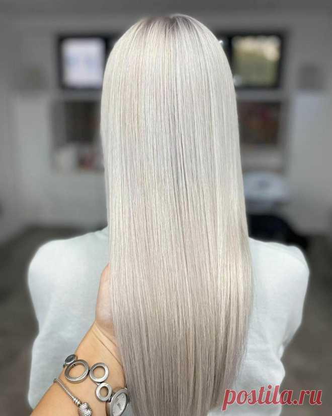 Оказалось, что холодный блонд получить проще, чем кажется. Рецепты топ окрашиваний от стилистов Лонды   Унесенная временем1   Яндекс Дзен