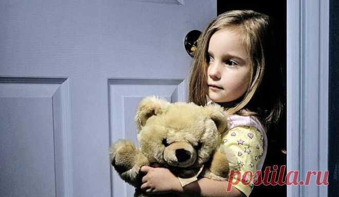 Как помочь ребёнку побороть страх темноты?
