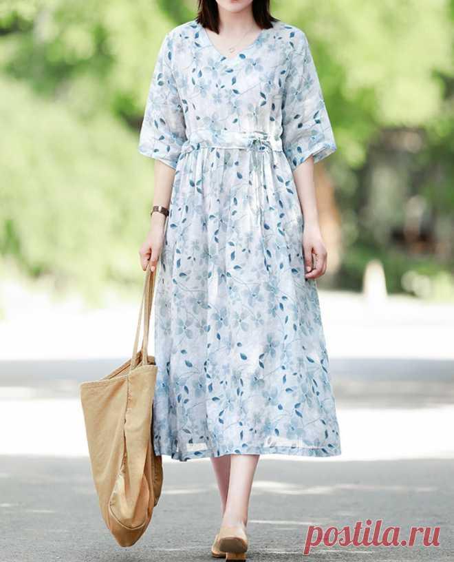Light blue long dress summer maxi dress cocktail Dress | Etsy
