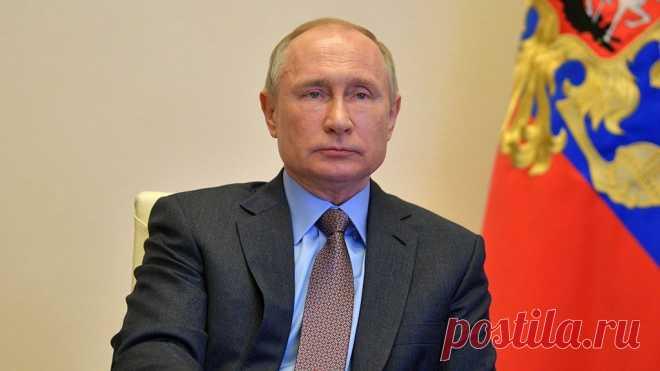 Путин подписал закон, позволяющий ему вновь баллотироваться на пост президента - Новости Mail.ru