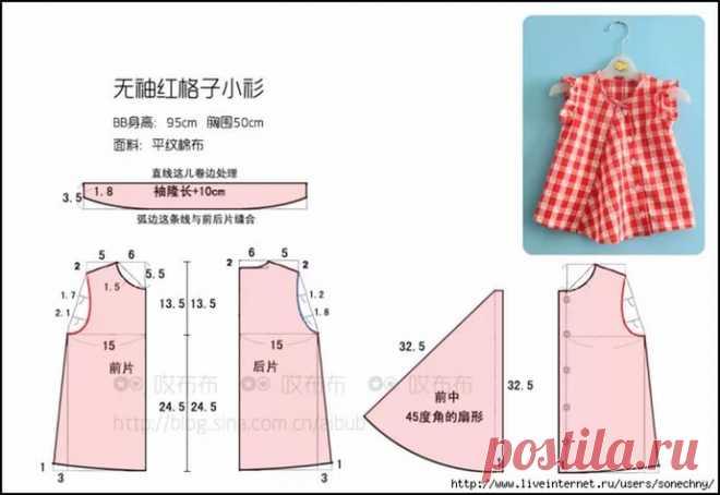 b9268f4c3c8 выкройка платья для девочки 1 год  18 тыс изображений найдено в  Яндекс.Картинках