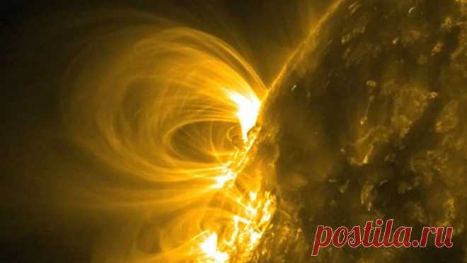 Ученые раскрыли секрет нагрева атмосферы Солнца
