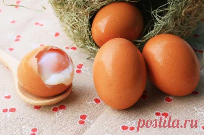Почему яйца всмятку стоит есть чаще вареных вкрутую яиц — ХОЗЯЮШКА