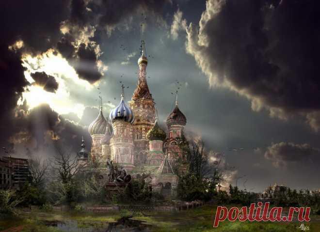 Moscú mística