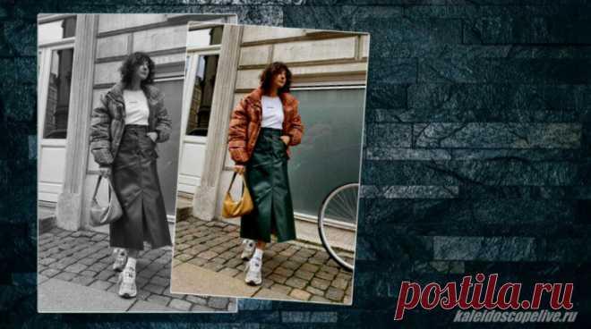 Модное решение: Какие юбки носить в офис этой осенью