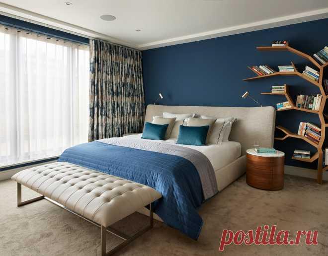Современные идеи для дизайна спальни