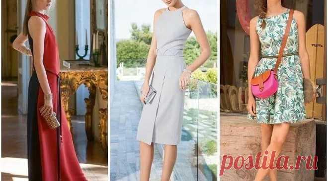 Откроем плечи: 15 платьев с американской проймой Американская пройма — великолепный вариант для вечерних нарядов. Летом же она будет уместна и для платьев на каждый день. В нашей подборке — выкройки и праздничных, и повседневных, и строгих платьев.