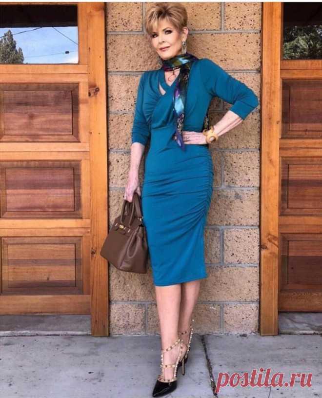 Что носить после 50 лет, простые правила хорошего вкуса