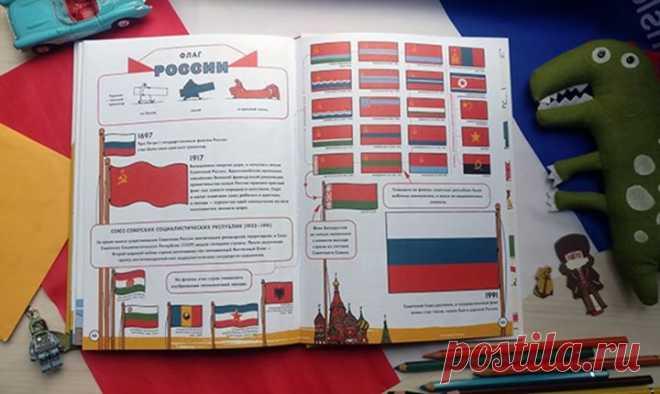 Первые «флаги» были мало похожи на современные. Они напоминали высокие шесты, украшенные символами. В начале книги читатель познакомится с историей возникновения знамен, выяснит, из каких деталей может состоять флаг, а также узнает… 🔥Почему некоторые страны выбрали своим символом солнце 🔥Почему в Афганистане флаг менялся чаще всего — 21 раз за 100 лет 🔥Что означают животные на флагах 🔥Латышский карминовый цвет — как он выглядит 🔥Какие типы флагов существуют 🔥Полумесяц и звезда — что означали…