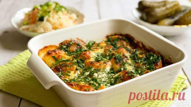 Очень вкусная запеченная картошка (гости за столом съедают быстрее мяса)   Марусина Кухня   Яндекс Дзен
