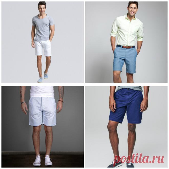 fb90f16bc Pantalones cortos hombre 2018  consejos de pantalones cortos de moda ...