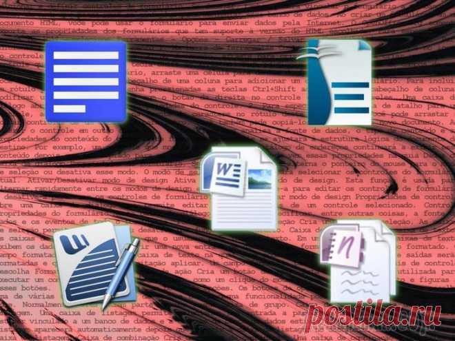 8 отличных текстовых редакторов для разных платформ 8 отличных текстовых редакторов для разных платформ Бесплатные и платные инструменты, упрощающие работу с текстом. Смотрим.1. Microsoft Word Платформы: веб, Windows, macOS, Android, iOS, Windows Phone...