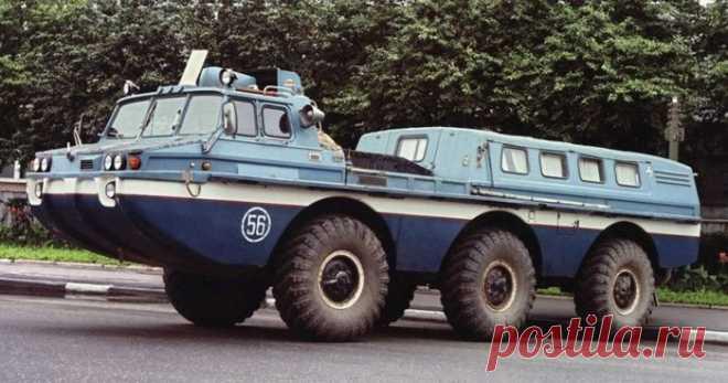 12 выдающихся автомобильных проектов легендарной советской марки ЗиЛ