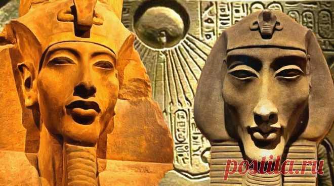 Фараон Эхнатон похожий на инопланетянина был правителем Египта | VestiNews. Люди, события, факты | Яндекс Дзен