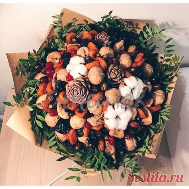 Цветы оптом букет и композиции из фруктов от мастера спб букет октябре фото