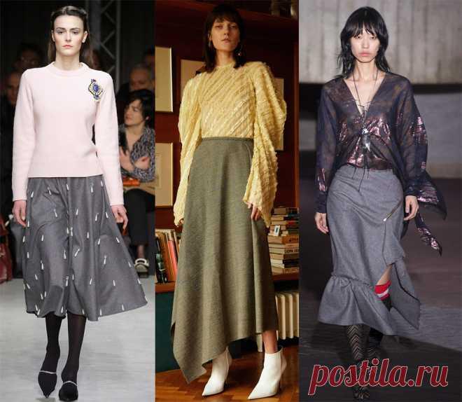 Модные тенденции осени 2019 в 2019 году