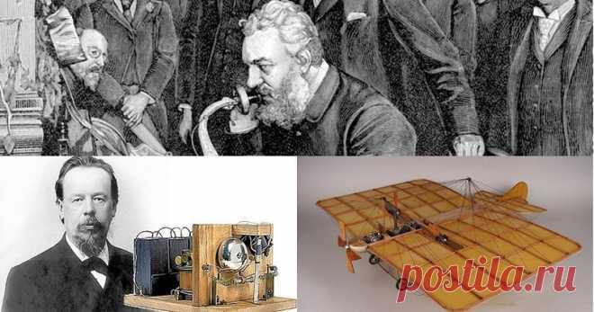 Физики спорят, или Кто успел, тот и запатентовал . Чёрт побери