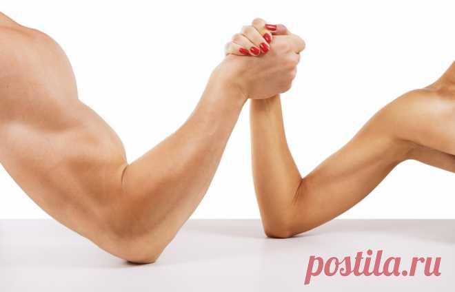 7 упражнений на руки с быстрым результатом | Журнал