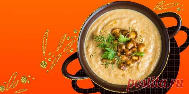 10 постных супов, которые хочется готовить круглый год - Лайфхакер