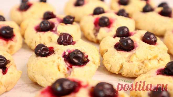 Очень вкусное, мягкое творожно-овсяное печенье: результат превзошел все ожидания