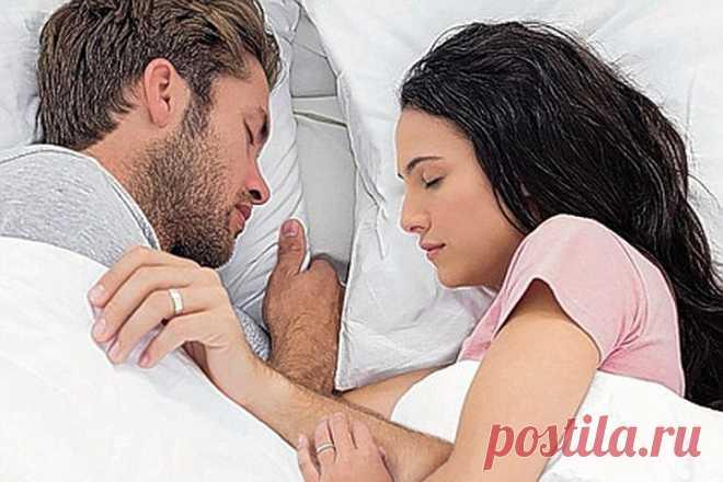 Тест на совместимость по позе во время сна » Женский Мир