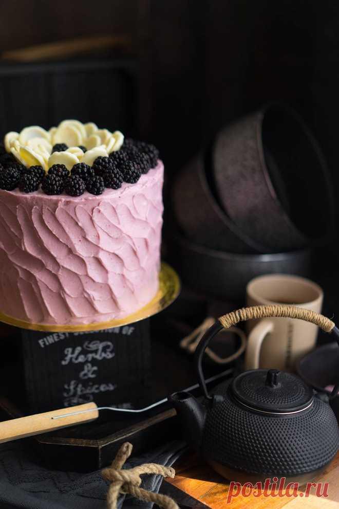 Потрясающий ягодный торт «Энни Бэрри» — выбирайте свой вкус!   Andy Chef (Энди Шеф) — блог о еде и путешествиях, пошаговые рецепты, интернет-магазин для кондитеров  