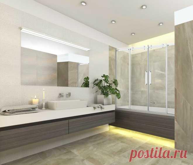 Отличная идея как оградить пространство в ванной от брызг: используйте раздвижную стеклянную шторку Акма. На сайте производителя выгодные цены и условия покупки