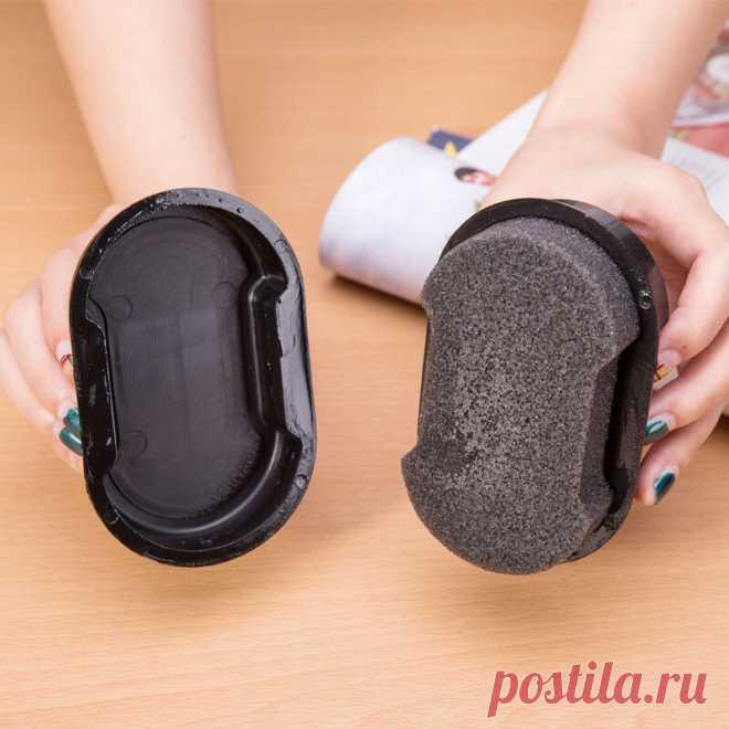Больше не покупаю губки с пропиткой для полировки обуви. Подписчица предложила замену, что дешевле и полезнее, делюсь советом | О вкусах и цветах | Яндекс Дзен