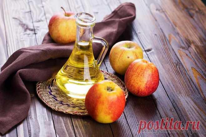 Как пить яблочный уксус для похудения?