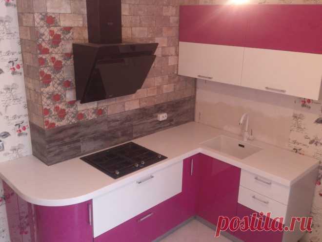 5 идей дизайна кухни в хрущевке 5-6 кв.м | Вкусно и полезно об интерьере | Яндекс Дзен
