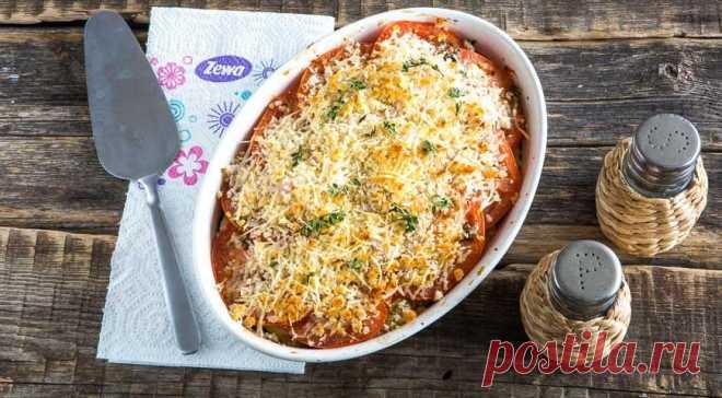 Гратен из летних овощей . Пошаговый рецепт с фото на Gastronom.ru