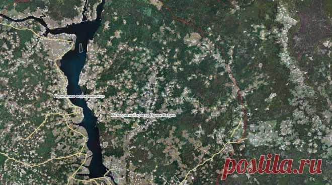 Метеориты, которые оставили свои следы в России — vestinews