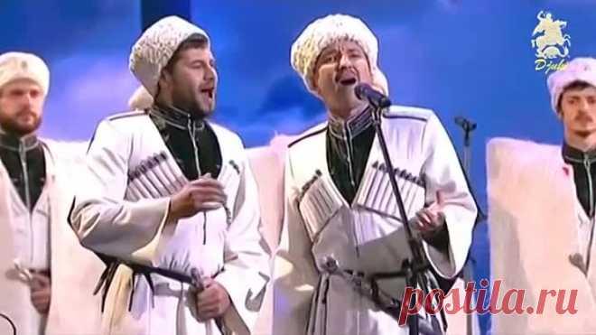 Белый тополь, белый клен - Kuban Cossacks Choir (2016)