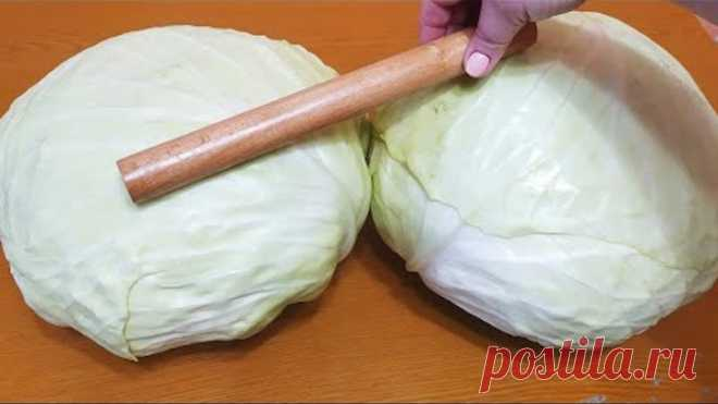 6 Гениально Простых Рецептов из Капусты/6 Ingeniously Simple Cabbage Recipes