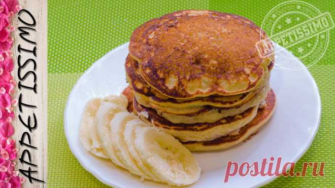De plátano pankeyki + el secreto. La idea para el desayuno