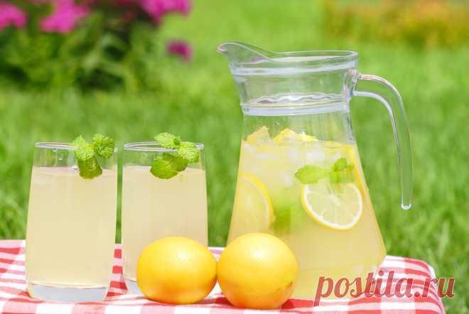 Напиток мятный - простой и вкусный рецепт с пошаговыми фото