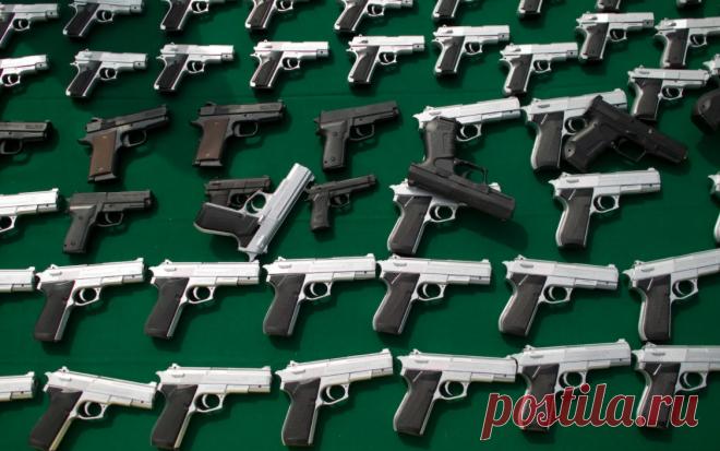 Оружие без лицензии. Что можно купить в России.   Пушки и пули   Яндекс Дзен