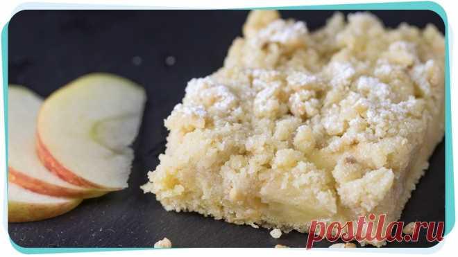Apfelkuchen: Rezept für einen Apfel-Streuselkuchen | BR.de Ein Rezept für einen Apfel-Streuselkuchen vom Blech - geht schnell, schmeckt saftig und buttrig und lässt sich prima zu jedem Sportfest oder Kindergeburtstag mitbringen