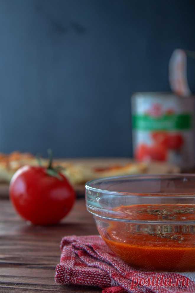 Основной соус для пиццы: birosss — ЖЖ