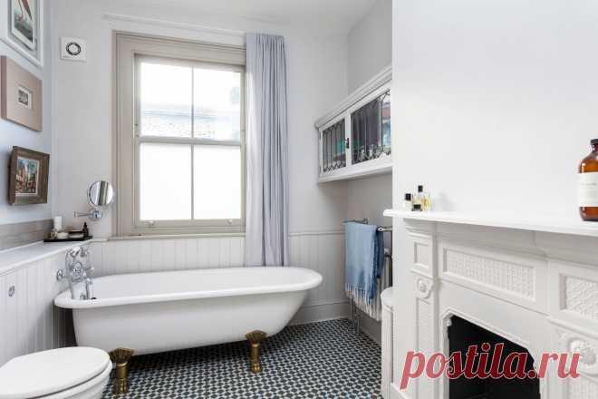 Croxted Road - Dulwich - Скандинавский - Ванная комната - Лондон - от эксперта Chris Snook | Houzz Россия