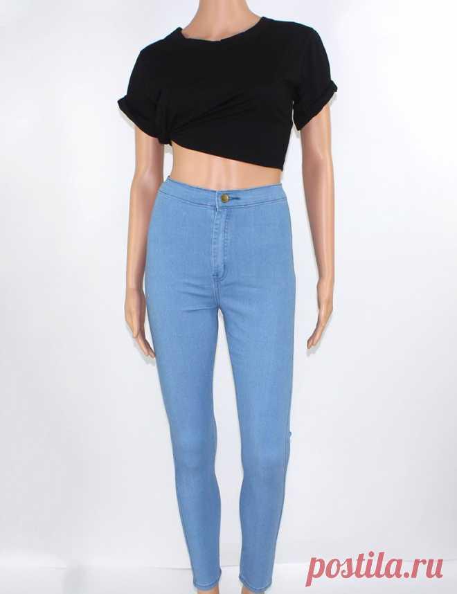 9750073d43c Тонкий для женщин высокой талией джинсы женщина деним брюки карандаш стретч  джинсы черные калько Feminina купить на AliExpress Подробнее »