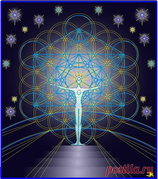 Практика необратимого исцеления, омоложения, трансформации духа - СОТВОРЧЕСТВО В СВЕТЕ - Группы Мой Мир