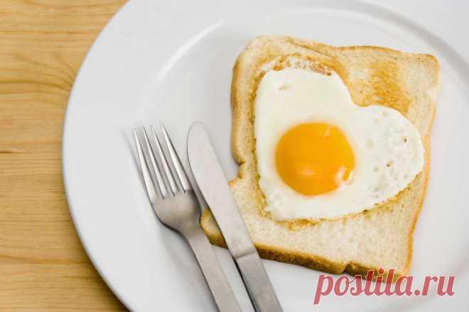 Невероятная польза: 15 вещей, которые происходят с организмом, когда вы едите яйца