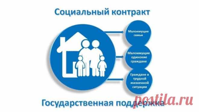 5 способов получить от государства деньги Социальный контракт – это соглашение, заключаемое между органами социальной защиты с семьями и отдельными гражданами, чей доход ниже ...