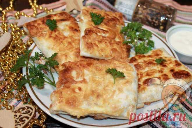 Конвертики из лаваша с сыром: быстрая и вкусная выпечка - Пошаговые фото рецепты без дрожжей, без муки, без мяса, без масла, без яиц